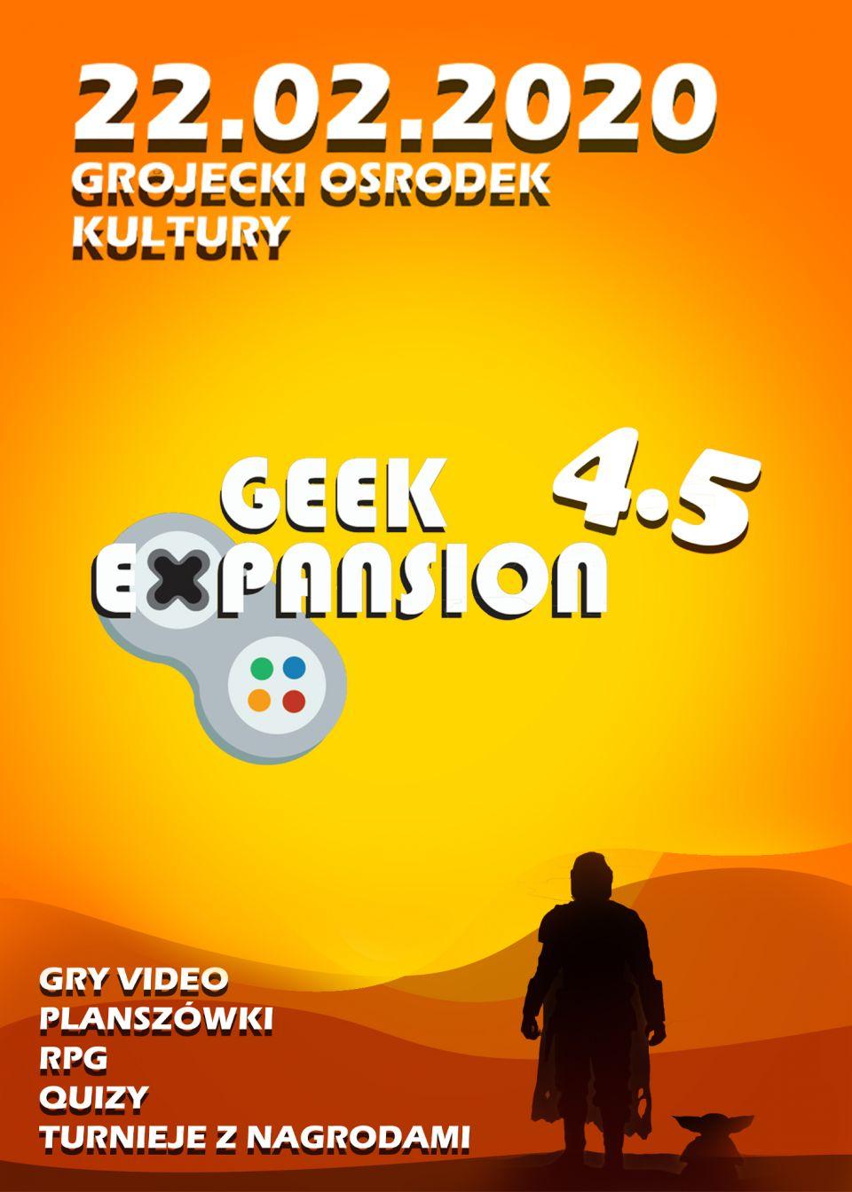 Geek Expansion 4.5